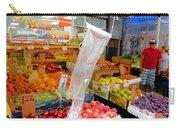 Market At Bensonhurst Brooklyn Ny 3 Carry-all Pouch