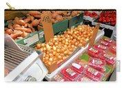 Market At Bensonhurst Brooklyn Ny 4 Carry-all Pouch