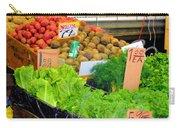 Market At Bensonhurst Brooklyn Ny 5 Carry-all Pouch