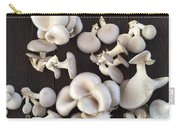 Market Mushrooms Carry-all Pouch