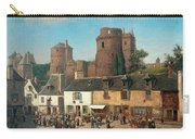 Marketplace In Vitre Carry-all Pouch