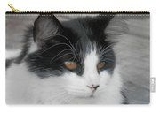 Marley Cat Meowning Carry-all Pouch