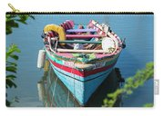 Marley Rowboat Rodney Bay Saint Lucia Carry-all Pouch