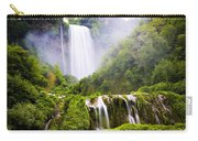 Marmore Waterfalls Italy Carry-all Pouch