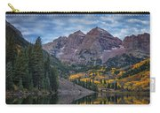 Maroon Bells Colorado Dsc06628 Carry-all Pouch