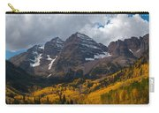 Maroon Bells Peaks Carry-all Pouch