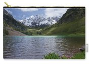 Maroon Bells Spring Carry-all Pouch
