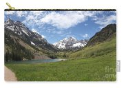 Maroon Bells Trail Panorama Carry-all Pouch