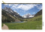 Maroon Bells Wilderness Panorama Carry-all Pouch