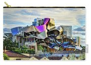 marques de riscal Hotel at sunset - frank gehry Carry-all Pouch