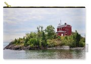 Marquette Harbor Lighthouse Carry-all Pouch