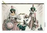 Marriage Of Candide Carry-all Pouch