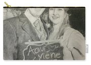 Marriage Portrait Carry-all Pouch