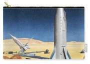 Mars Mission, 1950s Carry-all Pouch