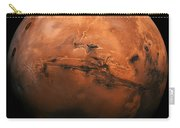 Mars The Red Planet Carry-all Pouch