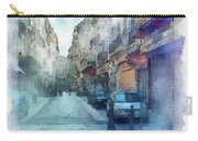 Marseille Back Street Carry-all Pouch