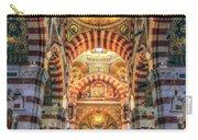 Marseille, France, Inside Of Notre-dame De La Garde Catholic Basilica Carry-all Pouch
