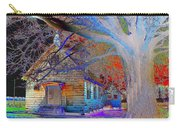 Marsh Berea Mb Church In Color Carry-all Pouch