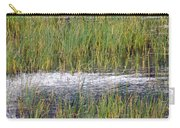 Marsh Grasses Carry-all Pouch