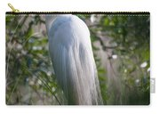 Marsh Heron Carry-all Pouch