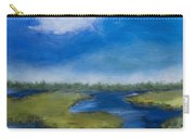 Marsh In The Low Country Carry-all Pouch