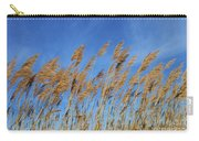 Marsh In The Wind Carry-all Pouch