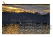 Marsh Ripple Pond Carry-all Pouch