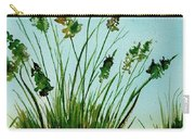 Marsh Weeds Carry-all Pouch