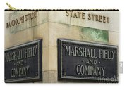 Marshal Field And Company Carry-all Pouch