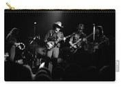 Marshall Tucker Winterland 1975 #12 Enhanced Bw Carry-all Pouch