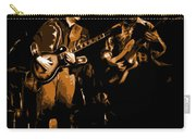 Marshall Tucker Winterland 1975 #17 Enhanced In Amber Carry-all Pouch