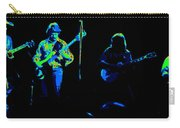 Marshall Tucker Winterland 1975 #18 Enhanced In Cosmicolors #2 Carry-all Pouch