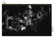 Marshall Tucker Winterland 1975 #21 Carry-all Pouch
