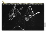 Marshall Tucker Winterland 1975 #36 Enhanced Bw Carry-all Pouch