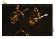 Marshall Tucker Winterland 1975 #36 Enhanced In Amber Carry-all Pouch
