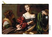 Martha And Mary Magdalen Carry-all Pouch