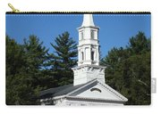 Martha-mary Chapel Carry-all Pouch