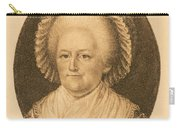Martha Washington, American Patriot Carry-all Pouch