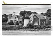 Hyannis Lighthouse Bw Carry-all Pouch