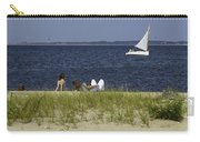 A Day At The Beach 2 - Martha's Vineyard Carry-all Pouch