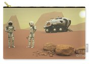 Martian Exploration Carry-all Pouch