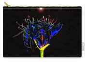Martian Flower Carry-all Pouch