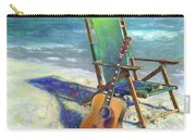 Martin Goes To The Beach Carry-all Pouch