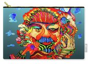 Martin-hardy-hula-girl1 Carry-all Pouch
