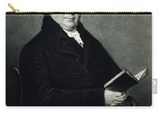 Martin Heinrich Klaproth, German Chemist Carry-all Pouch