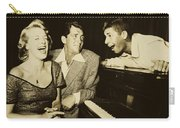 Martin, Lewis, And Clooney Carry-all Pouch