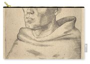 Martin Luther As An Augustinian Monk Carry-all Pouch