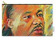 Martin Luther King Portrait 1 Carry-all Pouch