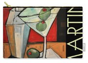 Martini Poster Carry-all Pouch