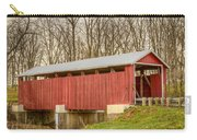 Martinsville Covered Bridge Carry-all Pouch